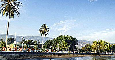 Vad Är Huvudstaden I Östtimor?