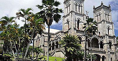 Care Este Capitala Fiji?