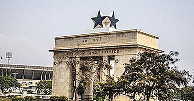 Hvad Er Hovedstaden I Ghana?