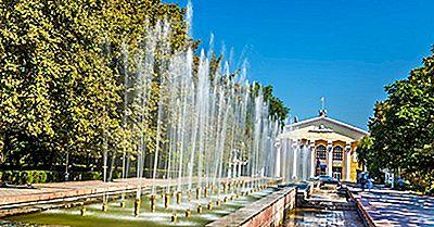 Qual É A Capital Do Quirguistão?