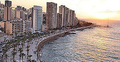 Hvad Er Hovedstaden I Libanon?
