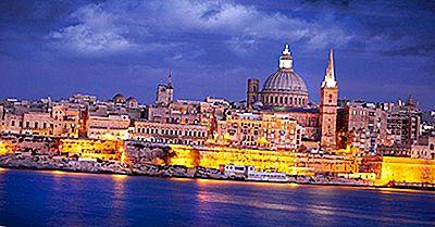 Was Ist Die Hauptstadt Von Malta?