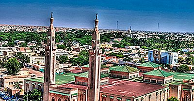 ¿Cuál Es La Capital De Mauritania?