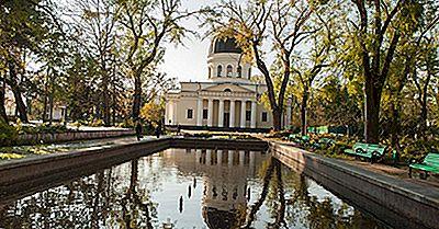 Quelle Est La Capitale De La Moldavie?