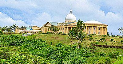 Hva Er Hovedstaden I Palau?