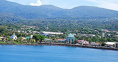 Hva Er Hovedstaden I Samoa?