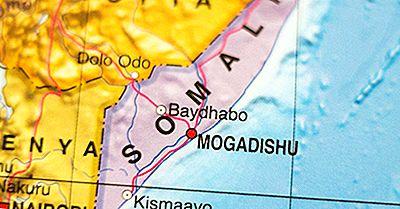 Quelle Est La Capitale De La Somalie?