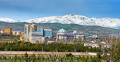 Hvad Er Tadsjikistans Hovedstad?