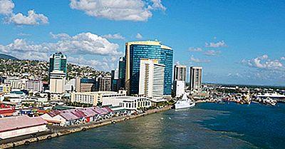 Qual É A Capital De Trinidad E Tobago?