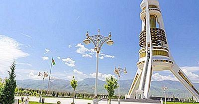 Quelle Est La Capitale Du Turkménistan?