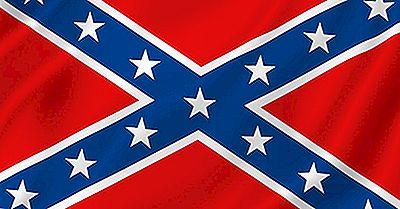 Quel Est Le Drapeau Confédéré?