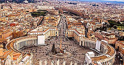 Qual È La Differenza Tra La Città Del Vaticano E La Santa Sede?