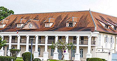 Ce Tip De Guvernare Are Guiana Franceză?