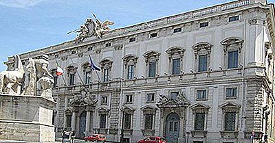 Quel Type De Gouvernement A L'Italie?