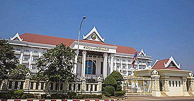Vilken Typ Av Regering Har Laos?