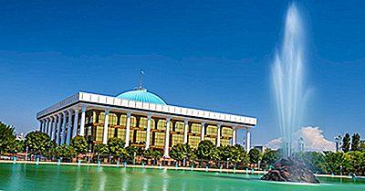¿Qué Tipo De Gobierno Tiene Uzbekistán?