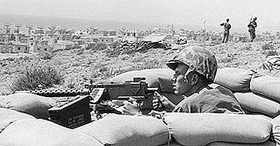 ¿Qué Fue La Crisis Del Líbano De 1958?