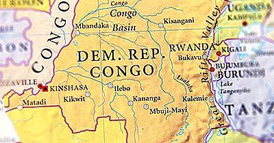 Quels Pays À La Frontière De La République Démocratique Du Congo?