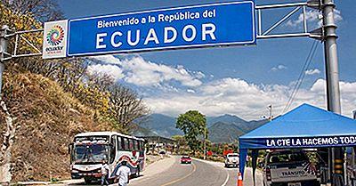 Quali Paesi Confina Con Il Perù?