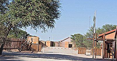 Quels Pays Frontaliers En Afrique Du Sud?