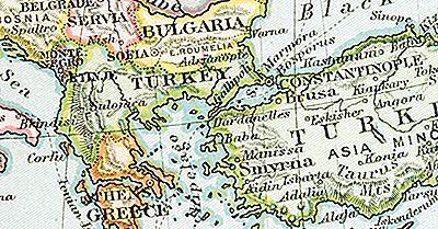 Quais Países Fazem Fronteira Com A Turquia?