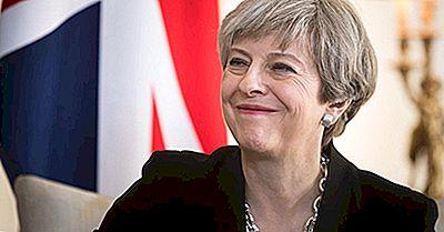 ¿Quién Es El Primer Ministro Del Reino Unido?