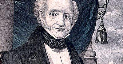 Hvem Var Den Første Presidenten Som Ble Født En Amerikansk Statsborger?