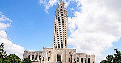 De Ce Louisiana Are Parohii În Loc De Județe?