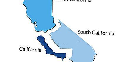 Por Que A Califórnia Pode Se Dividir Em Três Estados?