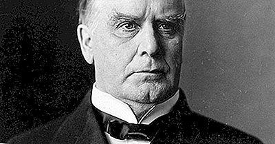 William Mckinley, 25º Presidente De Los EE. UU.
