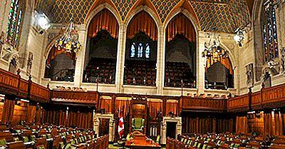 Sämsta Kanadensiska Premiärministerner Av All Tid