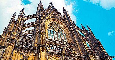 10 Églises De Style Gothique