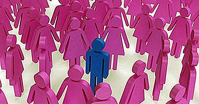 10 Länder, In Denen Frauen Den Männern Am Meisten Überlegen Sind