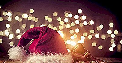 10 Versioni Diverse Di Babbo Natale Da Tutto Il Mondo