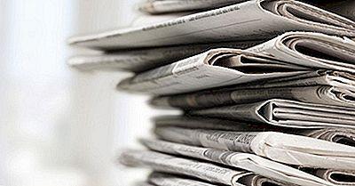Les 10 Journaux Quotidiens Les Plus Populaires Aux États-Unis