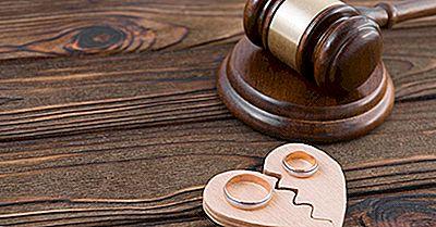 10 Stati Uniti Con I Più Alti Tassi Di Divorzio