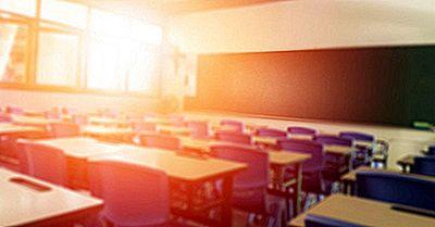 Los 10 Peores Estados De La Educación