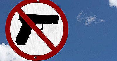 5 Países Con Estrictas Leyes De Control De Armas