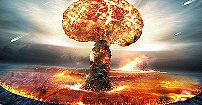 5 Fois Nous Sommes Proches D'Une Guerre Nucléaire