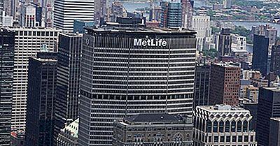 8 Più Grandi Compagnie Di Assicurazione Sulla Vita Negli Stati Uniti