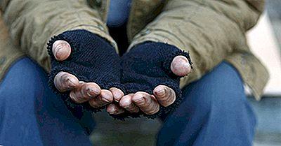 O Privire De Ansamblu A Persoanelor Fără Adăpost În Japonia