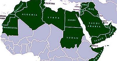 Pays De Langue Arabe