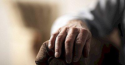 Durchschnittliche Lebenserwartung Nach Land