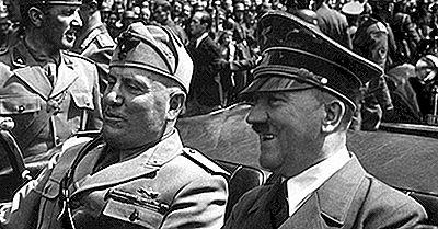 Los Poderes Del Eje De La Segunda Guerra Mundial