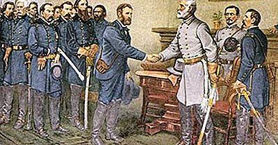 The Battle Of Appomattox Court House - La Guerra Civile Americana