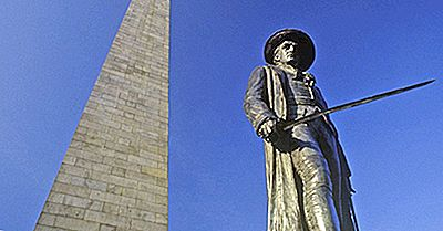Battle Of Bunker Hill: The American Revolutionary War