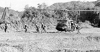 Slaget Ved Ia Drang - Vietnamkrig