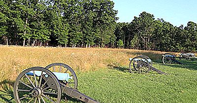 Battle Of Pea Ridge: La Guerra Civile Americana