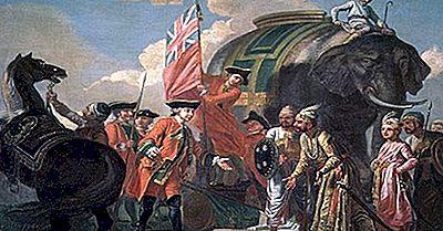 A Batalha De Plassey (1757): Um Ponto De Viragem Na História Da Índia