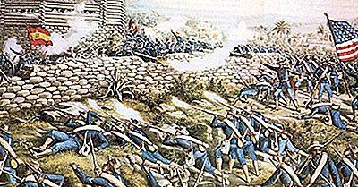 Bătălia De La San Juan Hill (Războiul Spaniol-American)